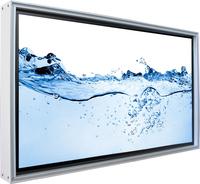 Schutzgehäuse mit Wasserschutz für LCD LED Monitore