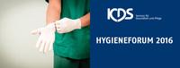 ?Geballte Kompetenz für hygienische Reinigung im Gesundheitswesen: Über 200 Führungskräfte beim ersten bundesweiten KDS-Hygieneforum in Bad Kissingen