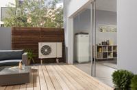 Neue Wärmepumpe HPSU monobloc von ROTEX für Neubauten