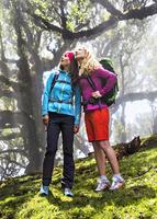 GORE-TEX® Studie zeigt: Mädels haben beim Wandern die Nase vorn