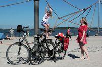 Fahrradfrühling: Familientouren und Kurztrips mit der Mecklenburger Radtour