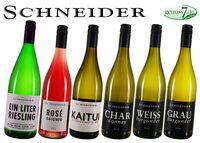 Weißwein Jahrgang 2015 von Markus Schneider