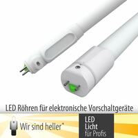 LED Röhren für elektronische Vorschaltgeräte