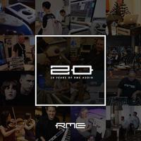 20 Jahre RME: Deutscher Hersteller hochwertiger Audiolösungen feiert Jubiläum - exklusive Produktvorstellungen auf Musikmesse 2016, neue Treiber