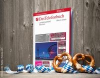 München: Das neue Telefonbuch ist da