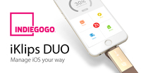 Adam Elements startet iKlips DUO-Kampagne auf Indiegogo