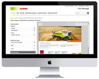 Mit dem neuen Web2Print-System schnell und intuitiv zu individuellen Marketingmaterialien