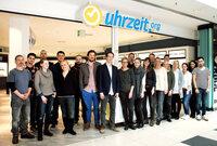 uhrzeit.org kauft uhrzeit.de