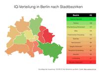 Treptow-Köpenick ist Berlins schlauester Bezirk