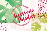 KONEN Accessoire-Paradies eröffnet mit Zeichen & Wunder