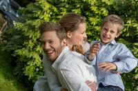 Sportliche Aktivitäten und gutes Hören fördern die Gesundheit und steigern die Lebensqualität