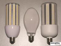 Neue Mini-Cornbulb von euroLighting passt in jede Straßenlampe