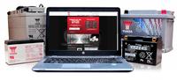 YUASA: Neue Homepage mit intelligenter Batterie Suchfunktion