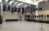 FBT weiht neuen PA-Vorführraum in Recanati ein: Line-Arrays, Subwoofer und Stage-Monitore in perfekter Umgebung erleben