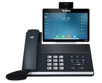 Yealink präsentiert auf der CeBIT 2016 mit dem SIP VP-T49G Videotelefon sein aktuelles Flaggschiff