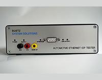 IOP-Tester für Ethernet-Steuergeräte