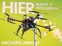 Innovative IT-Lösungen, kreative Zeichen der Start-Ups, Karriereplattform  Sachsen-Anhalt überzeugt auf der CeBIT 2016 mit interaktiver IT