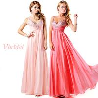 Die blühende Zeit mit Kleidern von Vbridal