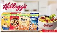 Kelloggs ist cool - bei A&O Getränke