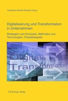 Fachbuch: Digitalisierung und Transformation in Unternehmen