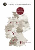 Private Seniorenbetreuung Deutschland mit neuem Partnerbüro bei Tübingen