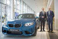 Erfolgreiches Jahr 2015 für den BMW Niederlassungsverbund Mitte