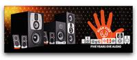 EVE Audio feiert Firmenjubiläum: Seit fünf Jahren entstehen in Berlin weltweit erfolgreiche Abhörlautsprecher