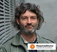 ResponseSource-Gründer Daryl Willcox bei ROCK THE BLOG (CeBIT)