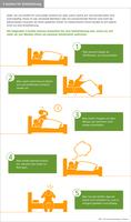 Zeichen für Schlafstörungen