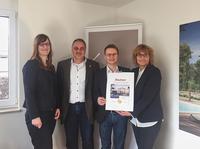 Leserhauswahl 2016: Bauhaus Ixeo von Kern-Haus gewinnt
