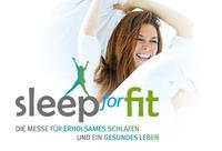 """""""sleep for fit"""" - Die Messe für erholsames Schlafen und gesundes Leben"""