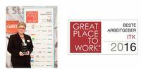 Doppelt bestätigt: Paessler AG zählt zu Deutschlands besten Arbeitgebern