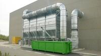 Höcker Polytechnik entstaubt modernes Recyclingzentrum in Kroatien