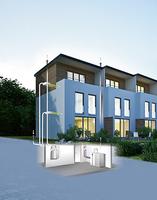 Gebäudetechnik für behagliches Wohnklima