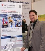 Industrie 4. 0 mit intelligenter Softwareplattform - znt-Richter präsentiert auf der Hannover Messe 2016 universelle Lösung zur Maschinenanbindung