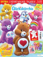 Neuerscheinung:  Die Glücksbärchis heißen Euch mit ihrem neuen Magazin Willkommen im Wolkenland!
