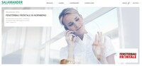 Salamander mit neuem Webauftritt: Relaunch-Prozess erfolgreich abgeschlossen