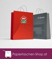 Papiertaschen, Papiertragetaschen günstig bedrucken