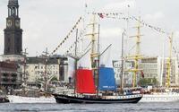 """Alle Mann an Bord: NDR 90,3 und """"Hamburg Journal"""" laden zum Hafengeburtstag Hamburg auf die Regina Maris ein"""