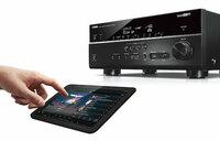 Home-Entertainment auf eine ganz neue Art erleben: Yamaha Mehrkanal-Receiver der Oberklasse mit Phono-Eingang, MusicCast Multiroom, Dolby Atmos, DTS:X
