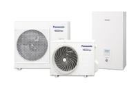 Die neuen Luft/Wasser-Wärmepumpen der Aquarea H-Serie von Panasonic