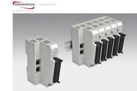 Neuer EtherCAT E/A-Baustein: Kompakt und modular erweiterbar