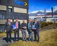 GKN Sinter Metals receives Supplier Award from Maxon Motor