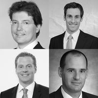 Horváth & Partners startet mit vier neuen Partnern ins neue Geschäftsjahr