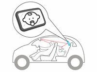Kind im Auto lenkt bis zu zwölf Mal mehr ab als ein Smartphone