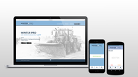 IT Innovationspreis für Winterdienst App