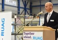 RUAG Aerostructures errichtet modernes Oberflächenbehandlungs-Zentrum für die Luftfahrt