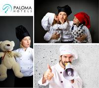 """""""Kids Chefs"""" in allen Paloma Hotels! Ganz neu in 2016"""