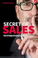 Buchvernissage: Secret of Sales