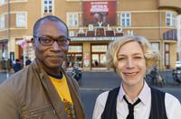 DER SCHWARZE NAZI: Berlin-Premiere am 12.4. im BABYLON // Wolfgang Thierse übernimmt Schirmherrschaft
